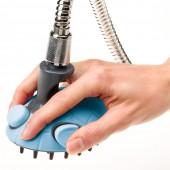 Многофункциональная насадка для душа с дозатором для шампуня